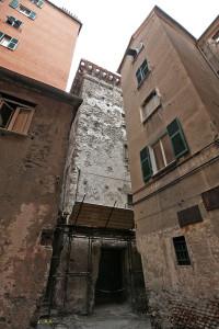 La torre del Labirinto (foto di Fabio Bussalino - tutti i diritti riservati)